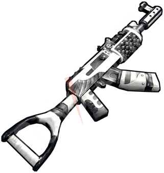No Mercy AK47