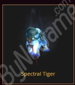 Spectral tiger ...