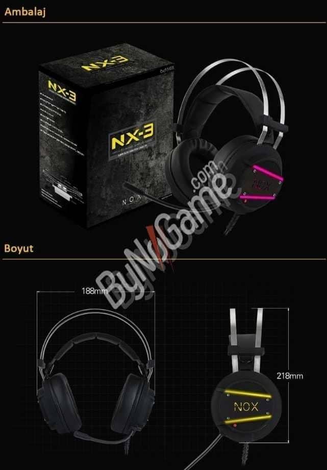 NOX Gaming Gear...