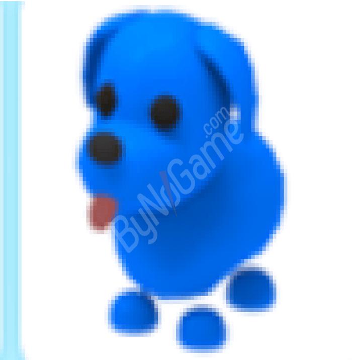 BLUE DOG ADOPT ...
