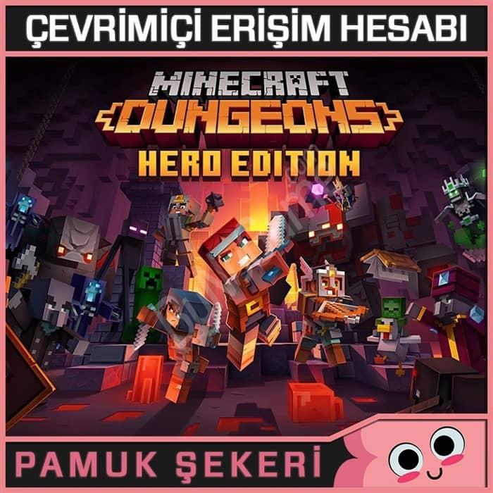 Minecraft Dunge...