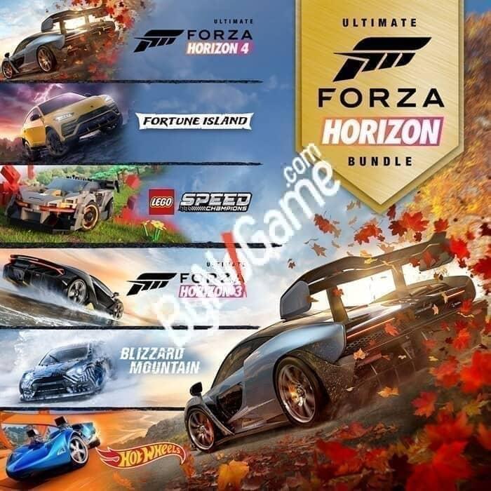 Forza Horizon 4...