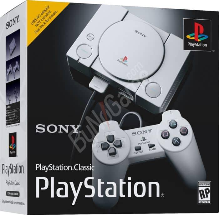 Playstation Cla...