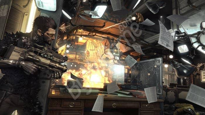 Deus Ex: Manki...