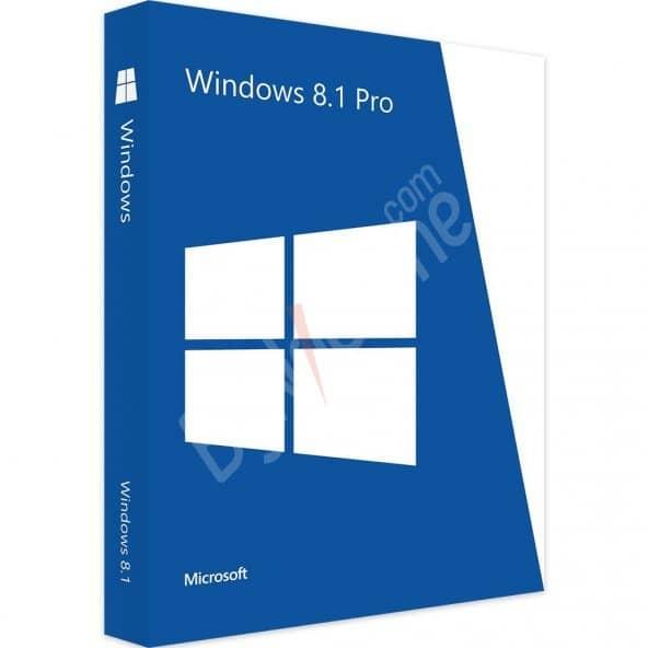 Windows 8.1 Pro...