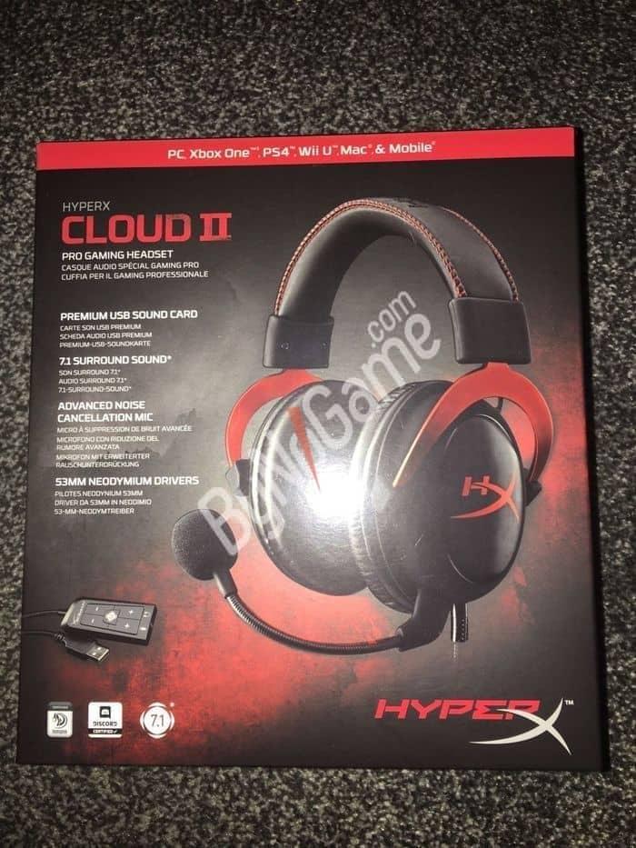 Hyperx cloud 2 ...