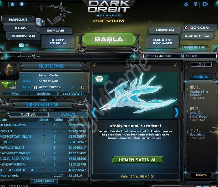 Darkorbit TR4-6...