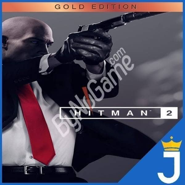 Hitman 2 Gold E...