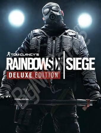 Rainbow Six Sta...
