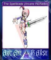 The Spellblade ...