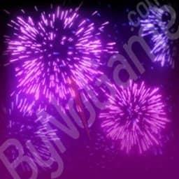 Fireworks (gol ...