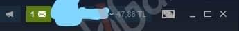 Steam da 20 tl ...
