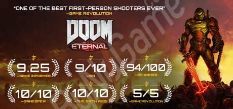 Doom Eternal Cd...