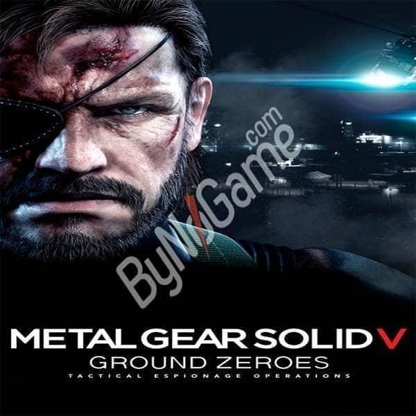 Metal Gear Soli...