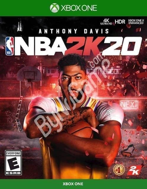 NBA 2K20 - XBOX...