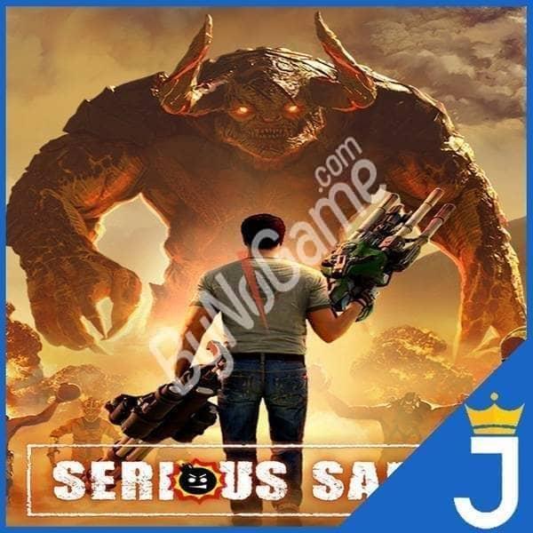 Serious Sam 4 D...