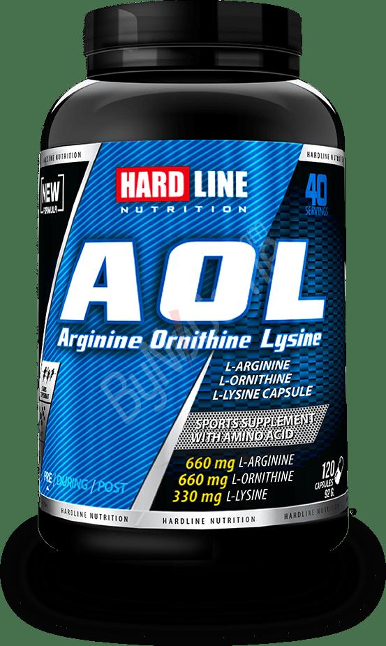 Hardline Aol 12...