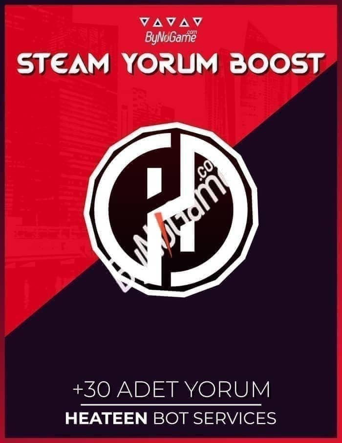 30 Steam Yorum ...
