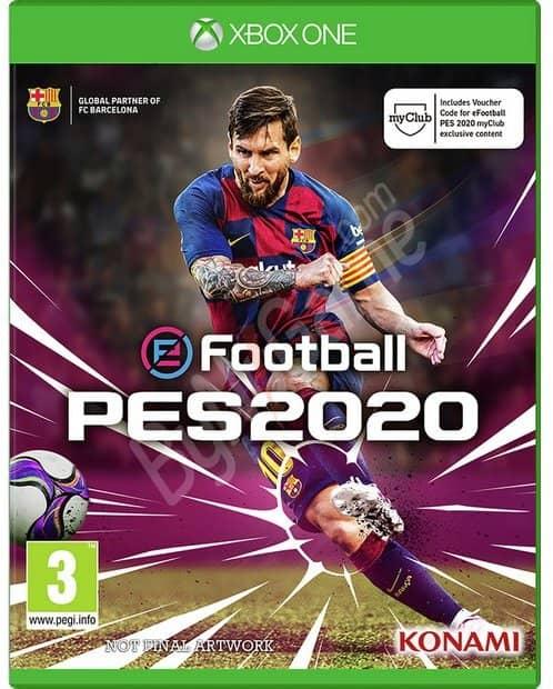 eFootball PES 2...