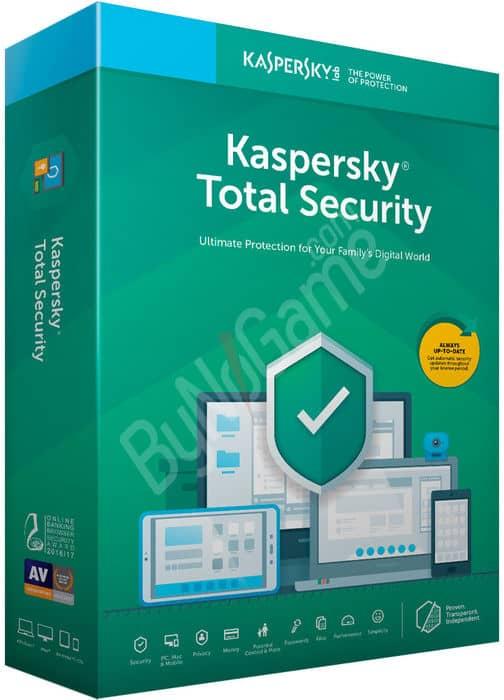 Kaspersky Total...