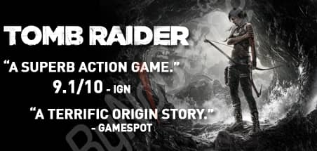 Tomb Raider Ste...