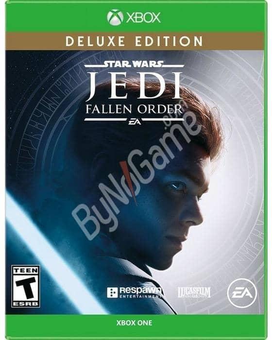 Star Wars Jedi:...