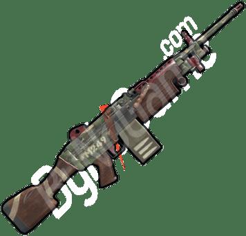 Guerilla M249