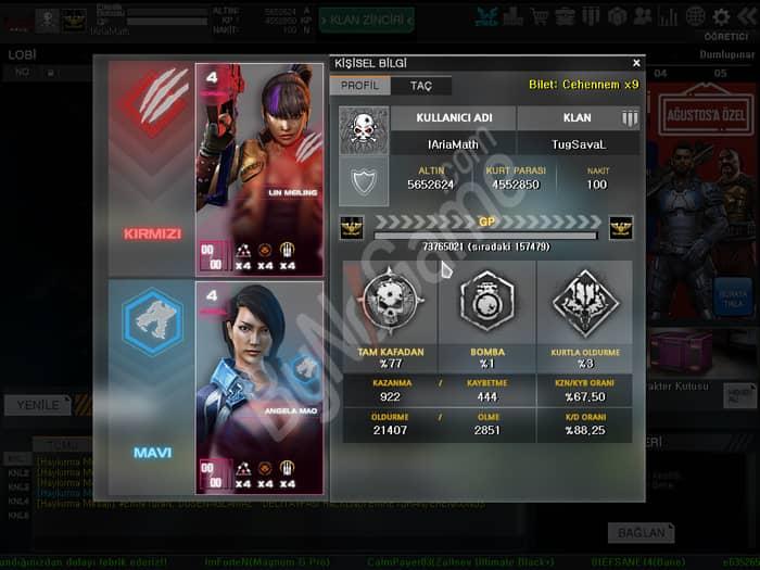 Wolfteam Hesap