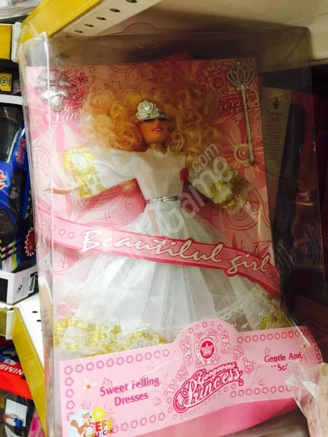 Elazığlı Barbie...