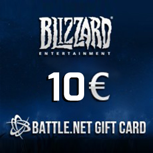 Battle.net Gift Card 10 Euro
