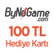 ByNoGame 100 TL Hediye Kartı