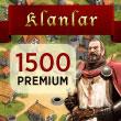 Klan Savaşları 1500 Premium Puan