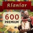 Klan Savaşları 600 Premium Puan