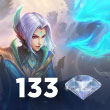 Mobile Legends 133 Elmas