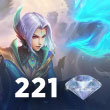 Mobile Legends 221 Elmas