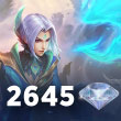 Mobile Legends 2645 Elmas