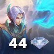 Mobile Legends 44 Elmas
