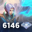 Mobile Legends 6146 Elmas