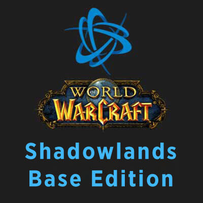 World of Warcraft Shadowlands Base Edition