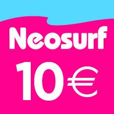 10 Euro Neosurf Code