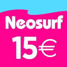15 Euro Neosurf Kodu