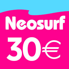 30 Euro Neosurf Kodu