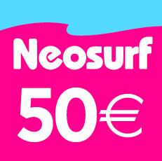 50 Euro Neosurf Code