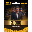 3.000 Zula Altın ZA