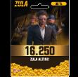 16.250 Zula Altın