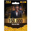 150.000 Zula Altın ZA