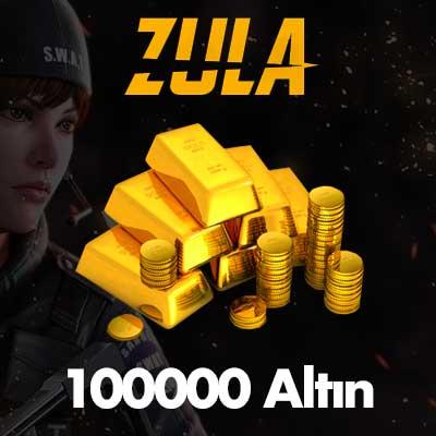 100.000 Zula Altın