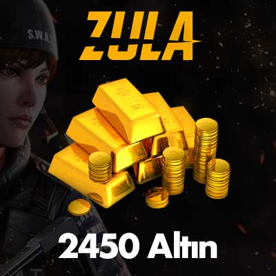 2.450 Zula Altın