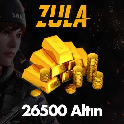 26.500 Zula Altın