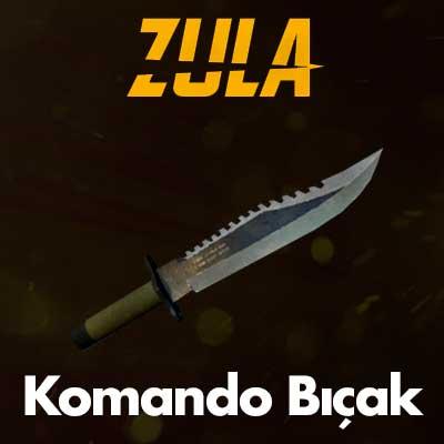 Komando Bıçak - 30 Gün